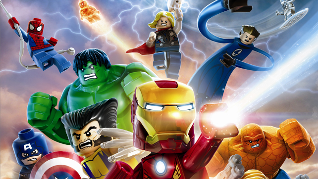 LEGO Marvel Superheroes 02