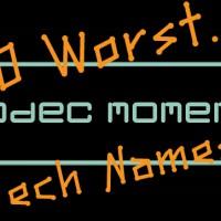 10 Worst Tech Names