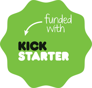 Kickstarter Funded Badge