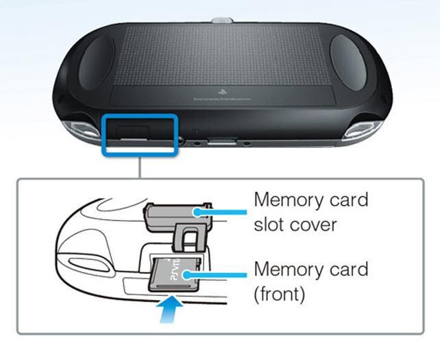 Vita Memory Card