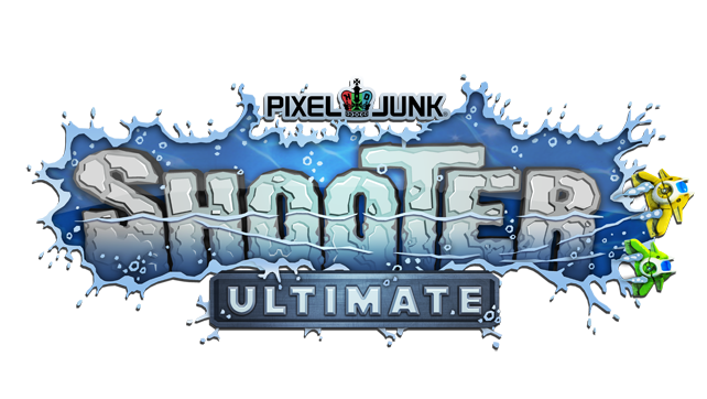 PixelJunk Shooter Review Logo