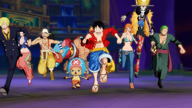 One Piece Straw Hat Pirates