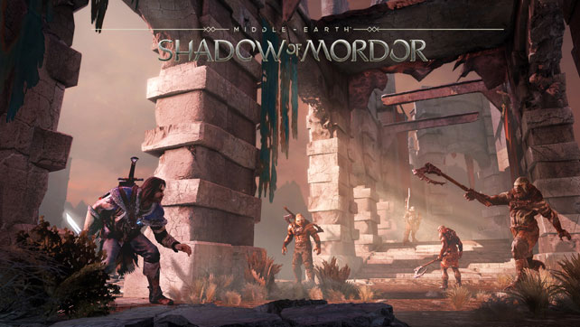 Shadow of Mordor Voice Acting