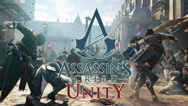 Assassin's Creed Unity – Celebrity Let's Play