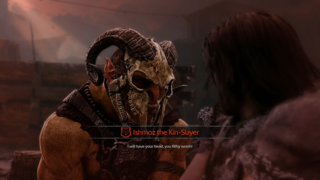 Shadow of Mordor 01