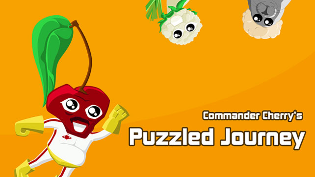 Commander Cherry's Puzzled Journey Preview