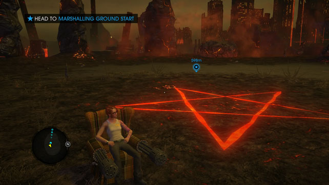 Saints Row Gat Out Of Hell Review Codec Moments