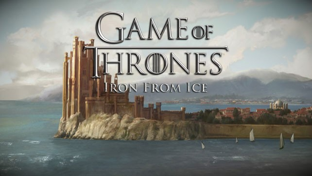 Game Of Thrones S1 Ep1: Iron From Ice