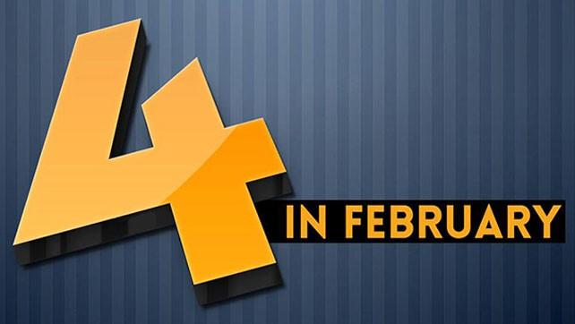 4 In February – Week Three