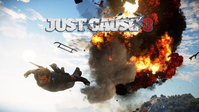 """Just Cause 3 """"Firestarter"""""""