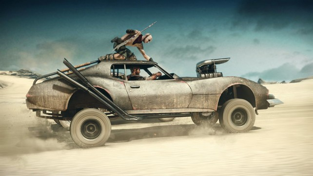 Mad Max Savage Road Trailer