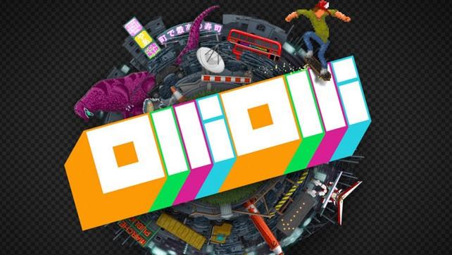 OlliOlli 3DS