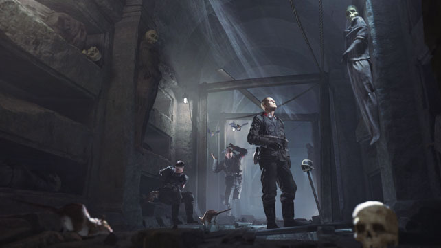 Wolfenstein The Old Blood - Spooky