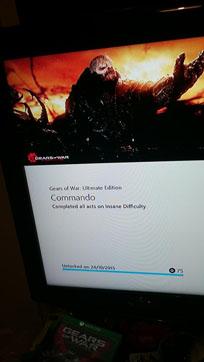 Stuart Cullen - Gears of War Ultimate Edition