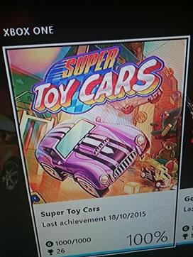 Stuart Cullen - Super Toy Cars