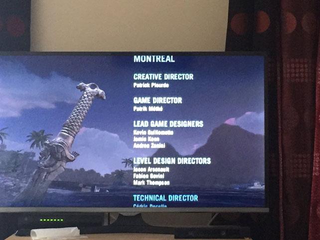 Colm Sheridan - Far Cry 3