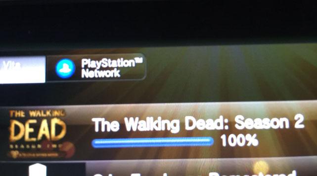 Colm Sheridan - The Walking Dead S2