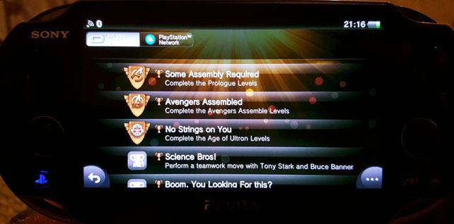 Nick Hulk - LEGO Marvels Avengers