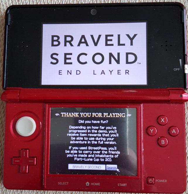 Nick Scott - Bravely Second
