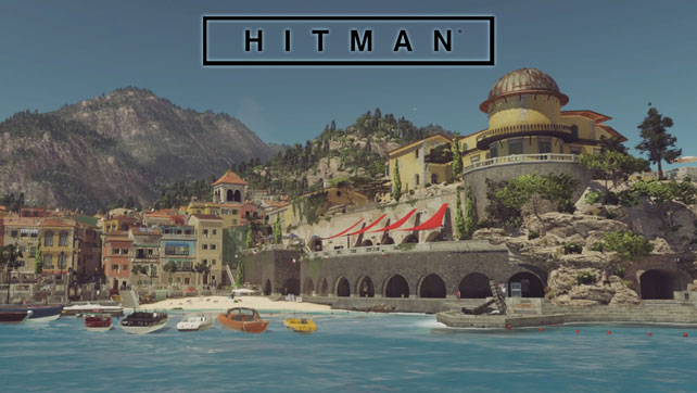 Hitman: Sapienza