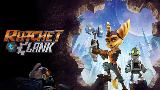 Ratchet & Clank The Movie