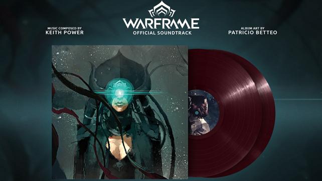 Warframe Vinyl Courtesy of iam8bit
