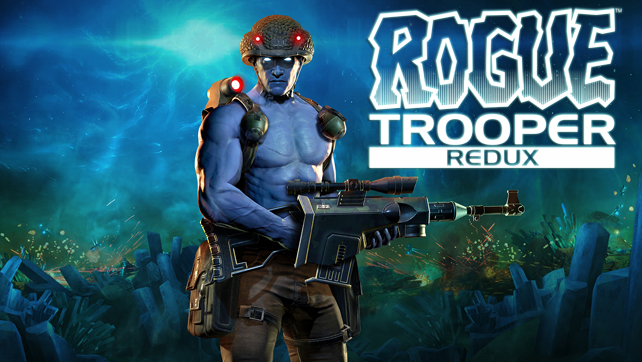 Rebellion Brings Us Rogue Trooper Redux