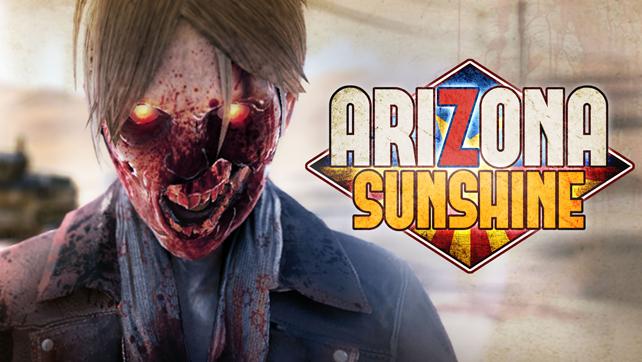 Arizona Sunshine Coming to PSVR