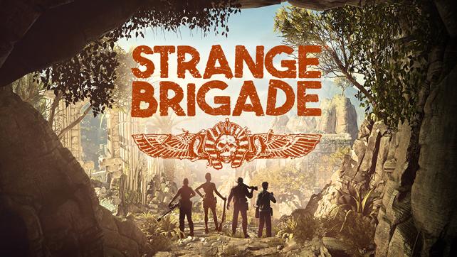 Strange Brigade Coming Soon