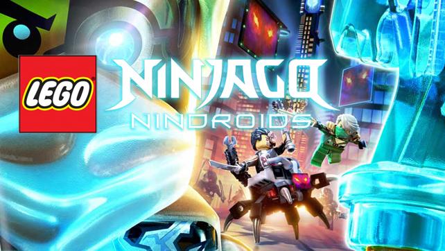 LEGO Ninjago Nindroids Review O Codec Moments